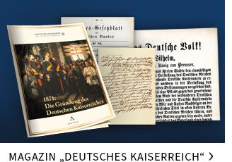 Dokumente aus dem Kaiserreich
