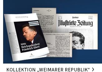 Weimarer Dokumente beim Archiv Verlag