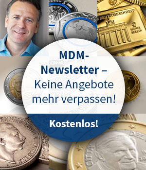 Mdm Newsletter Keine Angebote Mehr Verpassen Mdm Deutsche Münze