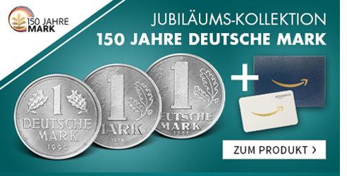 150 Jahre Deutsche Mark