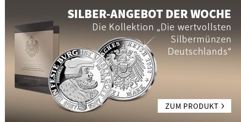 Silber-Angebot der Woche
